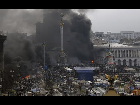 LIVE: Rioters renew offensive in Kiev, truce broken