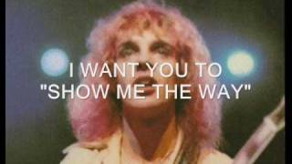 Peter Frampton, Show Me The Way