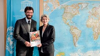 Juventus and UNESCO report unveiled in Paris