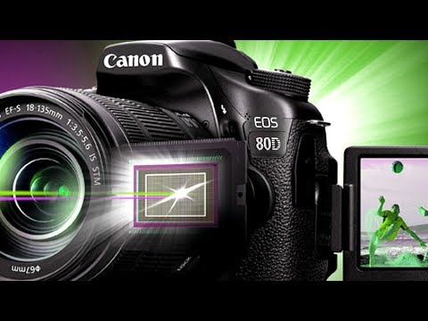 Canon 80D vs Canon 7D Mark II - Why the 80D is a FAR BETTER Value than the 7D MkII