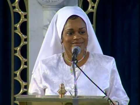 Donna Farrakhan: The Breaking Of The Black Woman Part 1