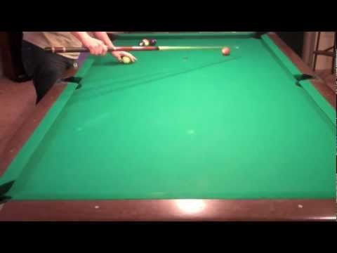 Hot Shots Pool School - Practice this shot.