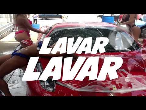 Latino - Pra Lavar - LYRIC VIDEO - Part. banda Dibôa