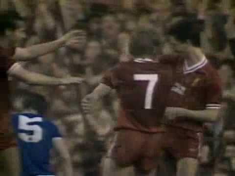 Liverpool Legend - Steve Nicol