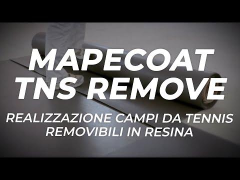 Mapei - Mapecoat TNS Remove