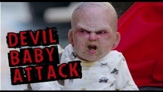 Devil Baby Attack Prank In New York City| Devil Due