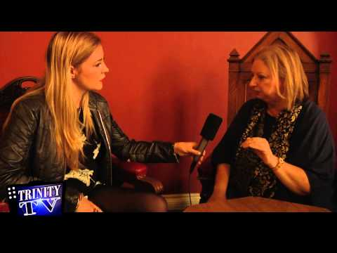 TTV Interviews Hilary Mantel at The Hist