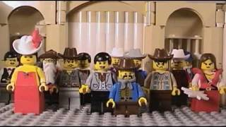 Lego Movie: America: Outlawed Part 1