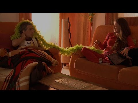 Estoy agotado - LingusTV, learn Spanish by sitcom