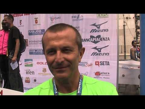 Copertina video Confalonieri analizza la Placentia Half Marathon 2015