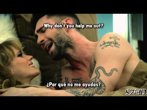 Maroon 5 - Never Gonna Leave This Bed HD Video Subtitulado Español English Lyrics