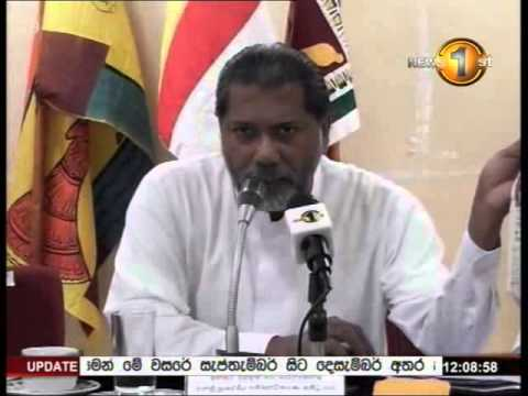 Newsfirst Lunch time Sirasa TV 12PM 2nd July 2014