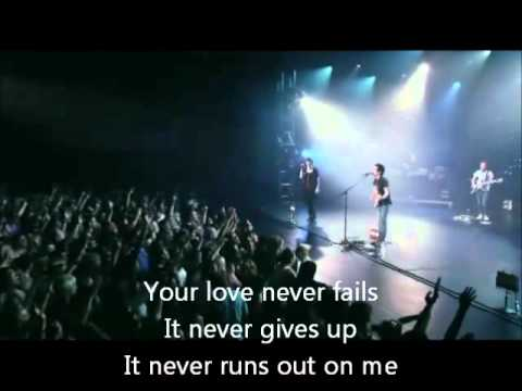 One thing remains - Jesus Culture with lyrics