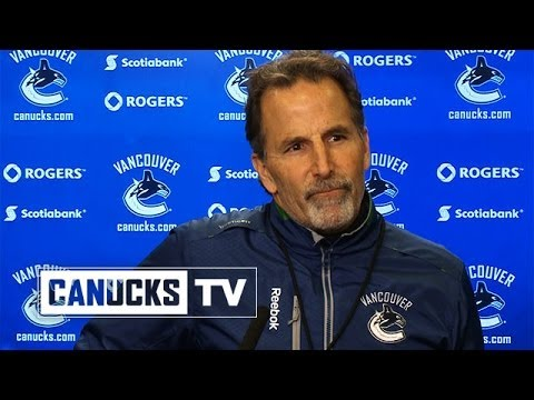 John Tortorella discusses righting the ship (Mar. 11, 2014)