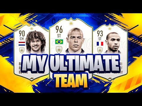 MY *ULTIMATE* TEAM FOR FUT CHAMPIONS & TIPS | FIFA 19 ULTIMATE TEAM