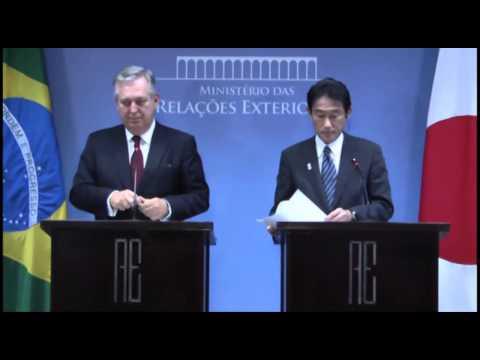 Coletiva Brasil - Japão (áudio original)