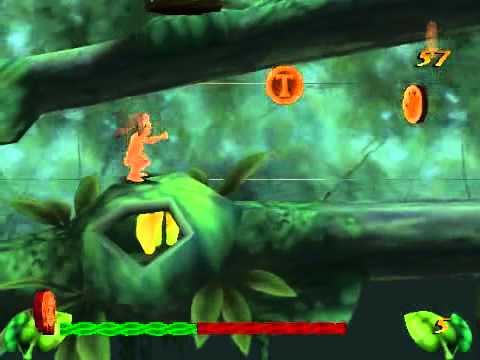 Тарзан игра прохождение