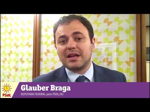[Glauber Braga | Deputado Federal pelo PSOL/RJ]