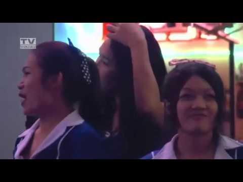 Mục sở thị gái làng chơi khu  đèn đỏ ma quỷ  ở Thái Lan