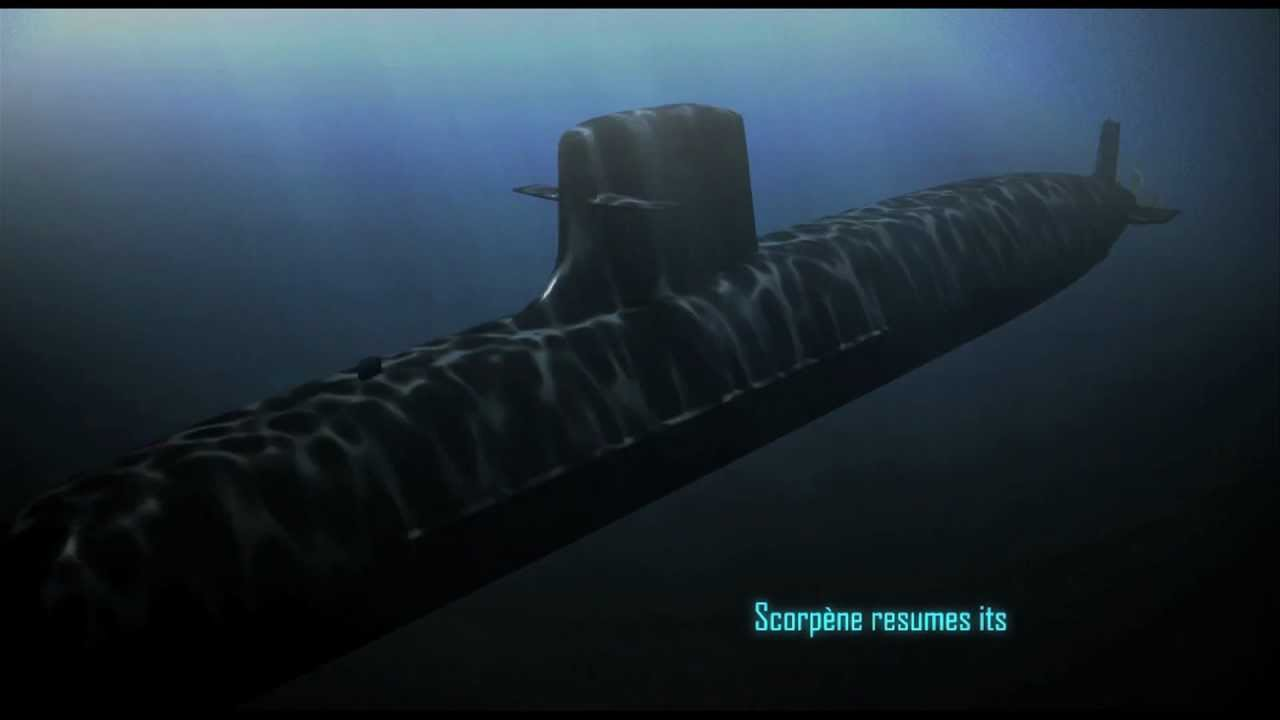Vídeo: Sistema A3SM de Defesa aérea para submarinos da MBDA/DCNS
