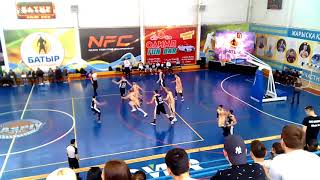 """National League - 4 match for 3 place: """"Caspiy"""" - """"Tobol"""""""