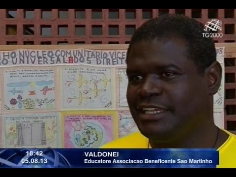 GMG 2013 Brasile, Reportage: bambini sulla strada