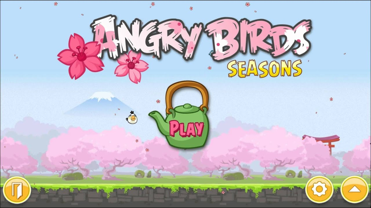 Angry Birds Updates Log