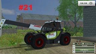 Farming Simulator 2013 La Haie Des Nutons EP21 (nourrir