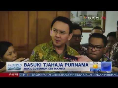 PDI-P Siap Terima Ahok - Kompas Petang 10 September 2014