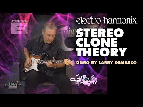 Electro-Harmonix Stereo Clone Theory Analog Chorus/Vibrato Pedal