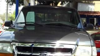 Camioneta 1998 Ford Ranger XLT Cabina Y Media 4x2