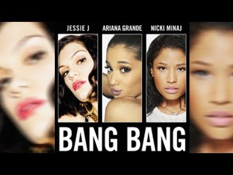 Ariana Grande, Nicki Minaj & Jessie J New Song