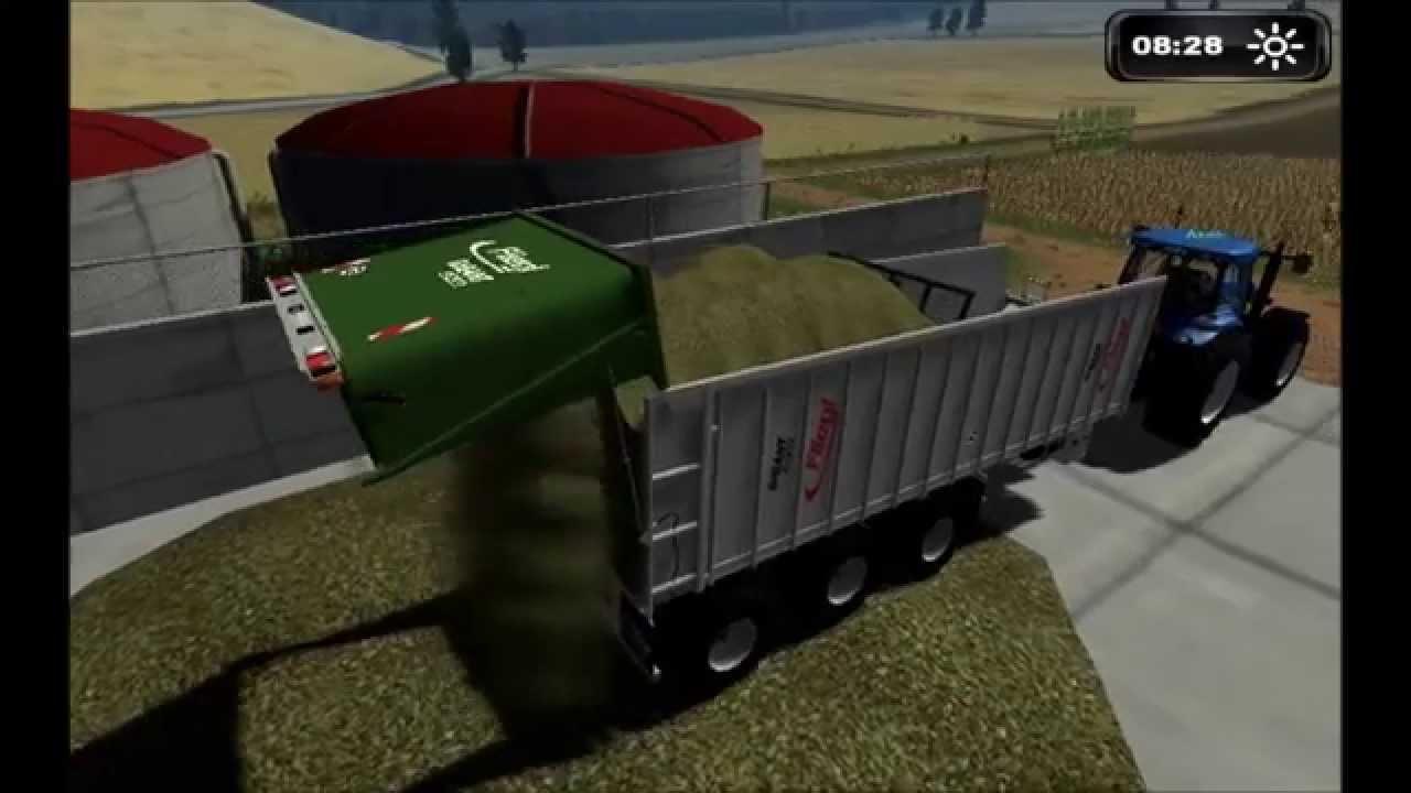landwirtschafts simulator 2011 pro farm youtube. Black Bedroom Furniture Sets. Home Design Ideas