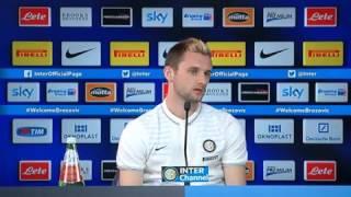 Inter, Brozovic: 'Mi volevano il Milan e alcuni club di Premier. Mi ispiro a Lampard'
