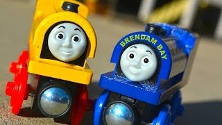 BILL & BEN NEW 2014 Thomas The Tank Engine Wooden