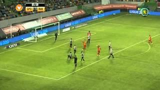 05J :: Sporting - 1 x Rio Ave - 1 de 2013/2014
