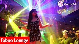 Nonstop chào năm mới 2017 cùng Taboo Lounge bar Club Hà Thành