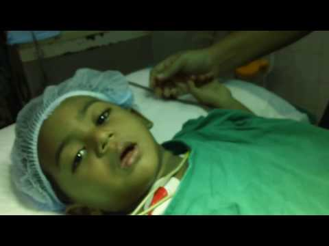 Anesthesia in Children-Getting ready for Surgery:Dr.K.O.Paulose FRCS
