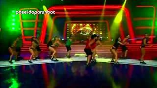 COMBATE: Menea Tu Chapa Coreografia Nueva 19/03/13