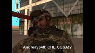 GTA San Andreas: SIDForce4 (il Tradimento) FILM COMPLETO