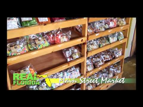 'Real Florida Magazine' visits Main Street Market in Chipley Florida HD