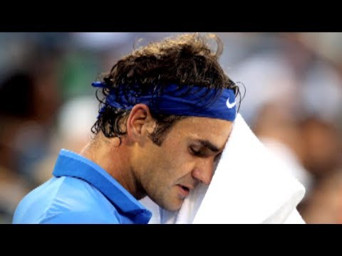 Roger Federer vs Tommy Robredo - US Open 2013