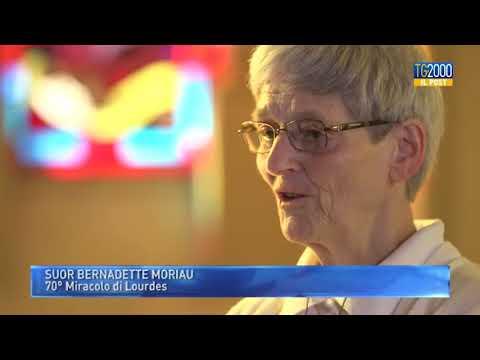 Lourdes, il 70 miracolo a suor Bernadette Moriau