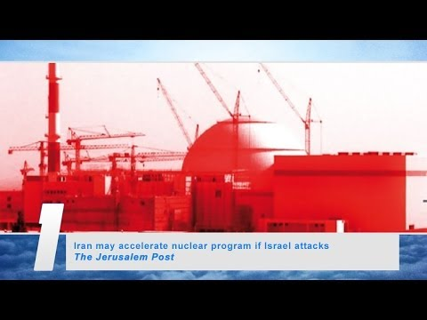 Iran may accelerate nuclear program if Israel attacks (Second Coming Watch Update #91)