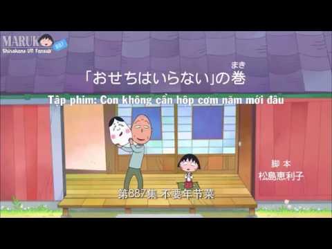 [ Ep 887 ] Chibi maruko chan: Con không cần hộp cơm năm mới đâu. ( part 2 )