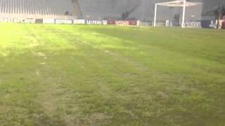 Malmoe-Juventus, lo stadio comincia a riempirsi: ecco le condizioni del campo