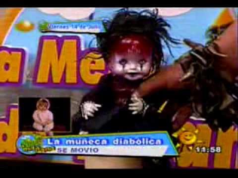 muñecos diabolicos