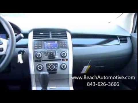 Beach Automotive New F6435 2014 Ford Edge SE