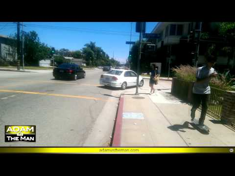 Adam VS LA Parking Enforcement (Round 1)