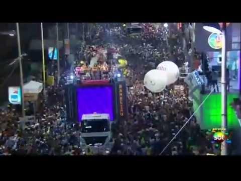 AVIÕES DO FORRÓ NO CARNAVAL DE SALVADOR 2013 - ZIRIGUIDUM